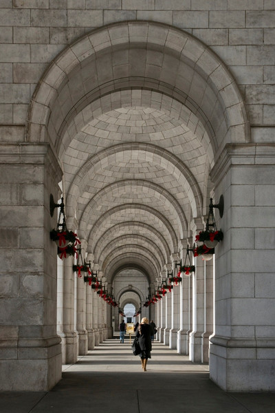 Arches at Union Station