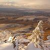 Winter Palouse from Steptoe