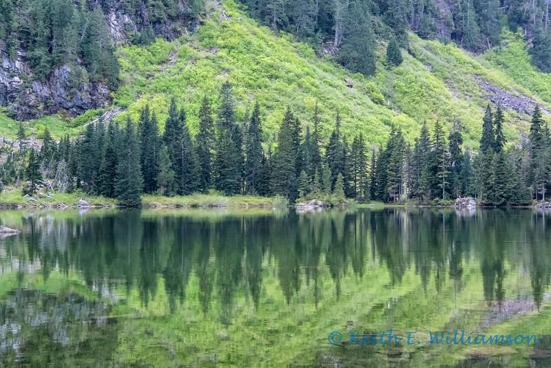 Heather Lake, Pilchuck State Park
