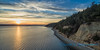 Sunset,  Camano Island State Park