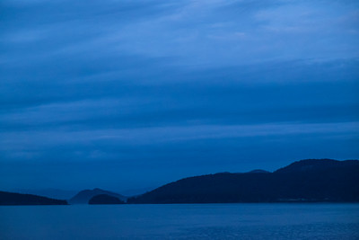San Juan Islands Twilight