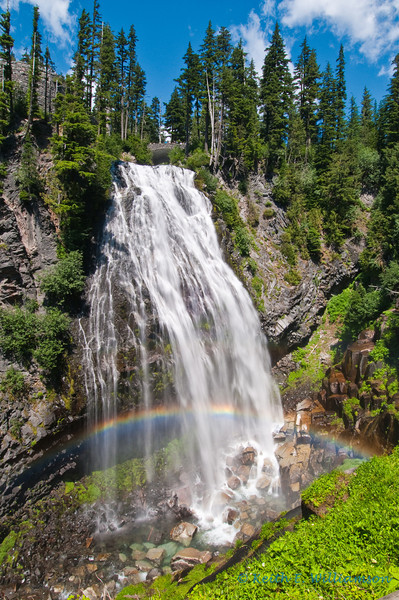 Narada falls, Mount Rainier NP