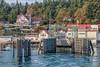 Orcas Island ferry dock
