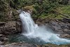 North Fork Sauk River waterfall - 2
