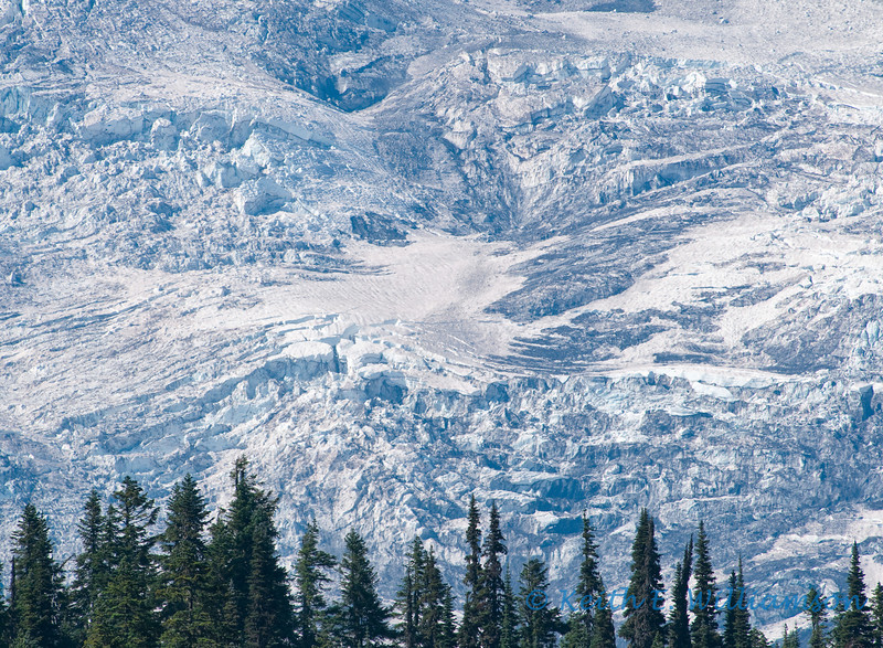 The scale of Rainier