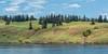 Privately owned Spieden Island, San Juan Islands
