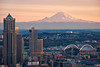"Mount Rainier is ""the mountain"" to Seattle-ites"