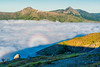 Sunbow, Mount Saint Helens area