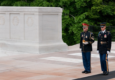 Taps at Tomb of the Unknown