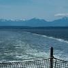 Westward view of Puget Sound