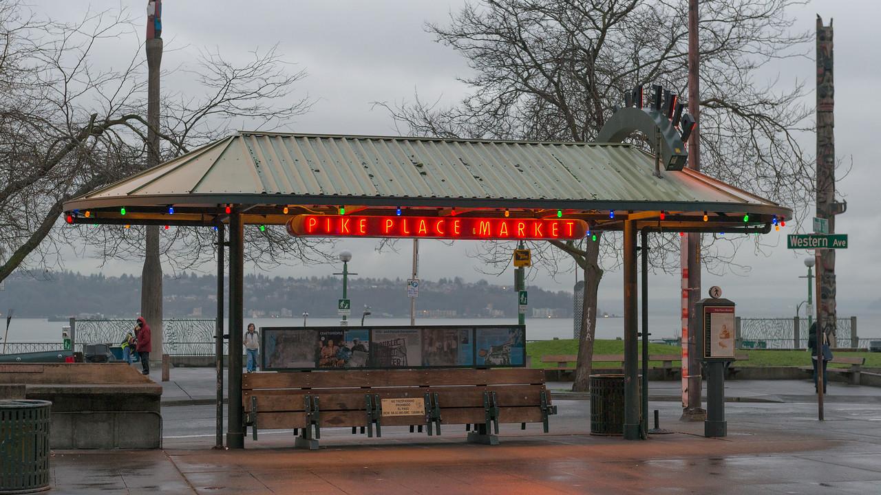 20141223.  Seattle WA.  Pike Place Market.