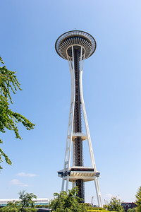 Space Needle & Chihuly -0106