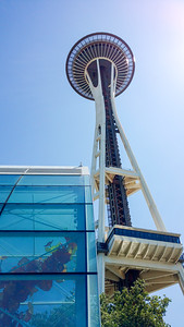 Space Needle & Chihuly -0048