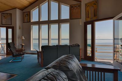 20150818.  Home southwest of Dolphin Point, Vashon Island, WA.