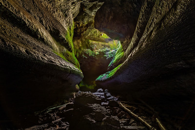 Ape Caves, Gifford Pinchot National Forest