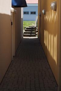 Preserved Walkway