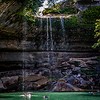 hamilton's pool waterfall