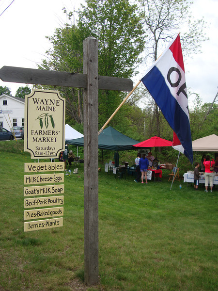 Wayne Maine Farmers' Market