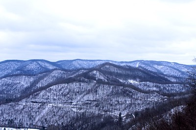 Webster County, West Virginia | Winter 2017