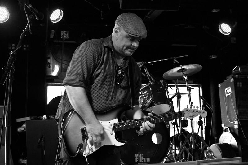 Big Soul Blues Band live at the Famous Door in NOLA