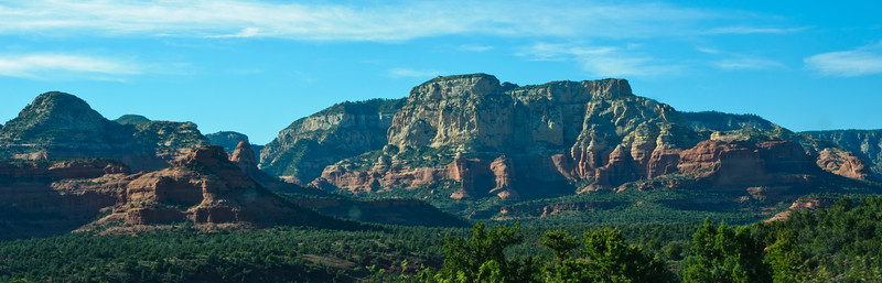 Photos taken while driving around the outskirts of Sedona, AZ.