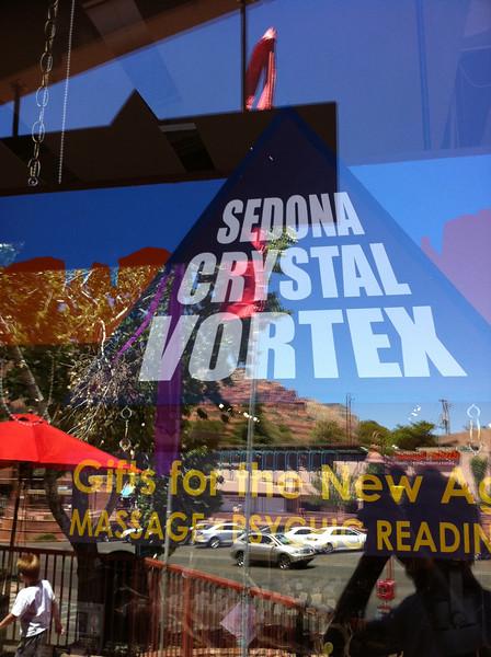 Sedona Crystal Vortex