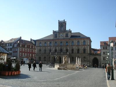 Weimar market