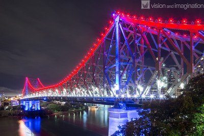 Story Bridge - Brisbane