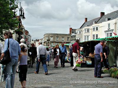Wells, the Market