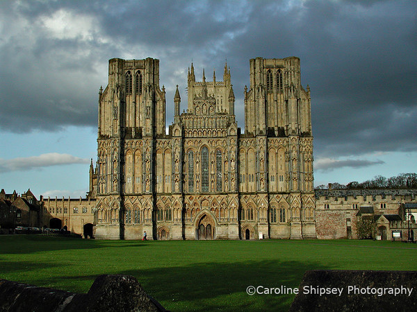 Wells, Cathedral West Front