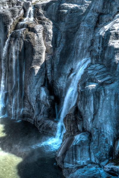 Smaller side of Shoshone Falls, Idaho