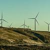 Columbia Gorge wind