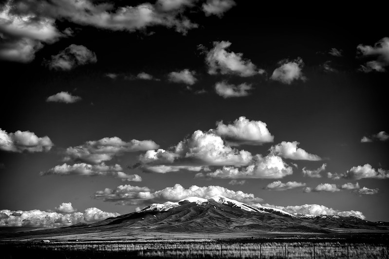 vast openness of Idaho