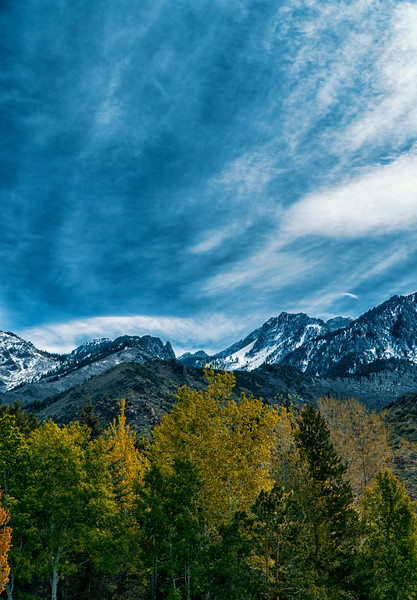From Salt Lake City foothills up to the Wasatch mountains