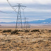 "Near Delta, Utah. This may have begun our ""Tour America by Power Line Roads"" series."