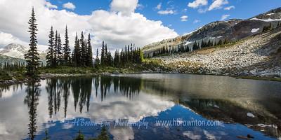 Harmony Lake Reflections