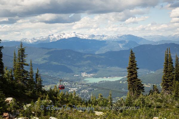 LIfts Up to Whistler