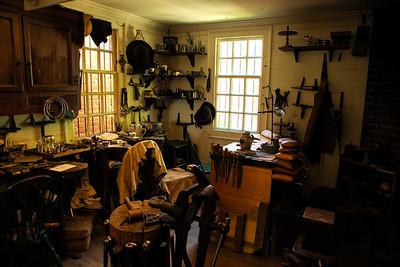 Williamsburg Colonial Village