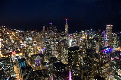 Downtown Chicago (a portion)