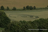Crop Circle from Knap Hill 2 ,Pewsey Vale, Wiltshire