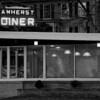 The Amherst Diner -- a small, but popular place to eat.