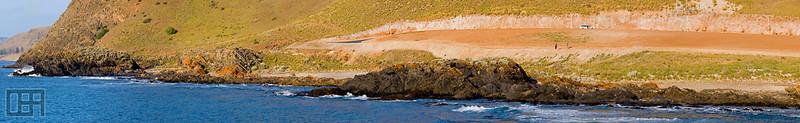 Coastline at Wirrina Cove (16 shots)