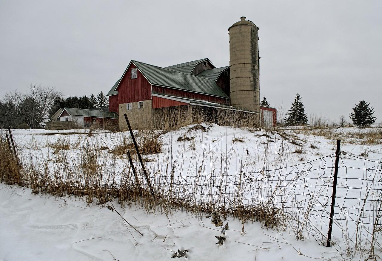 Rural Wisconsin
