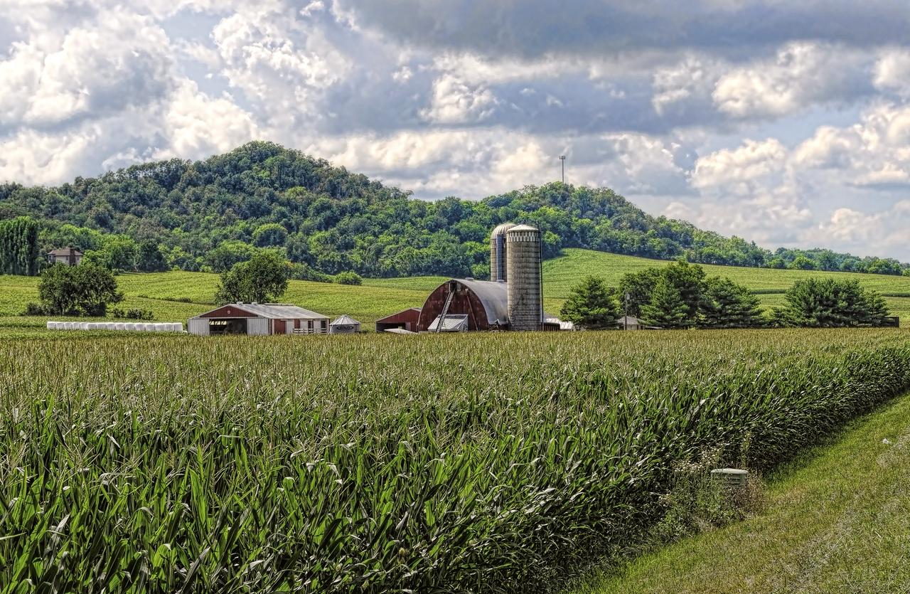 Rural Western Wisconsin, USA