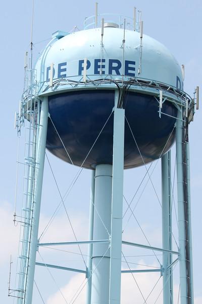 Nostalgia tour of De Pere, Wisconsin