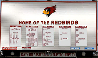 De Pere High Redbirds