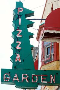 Dannys Pizza Garden