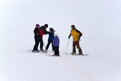 Skiing December 2013