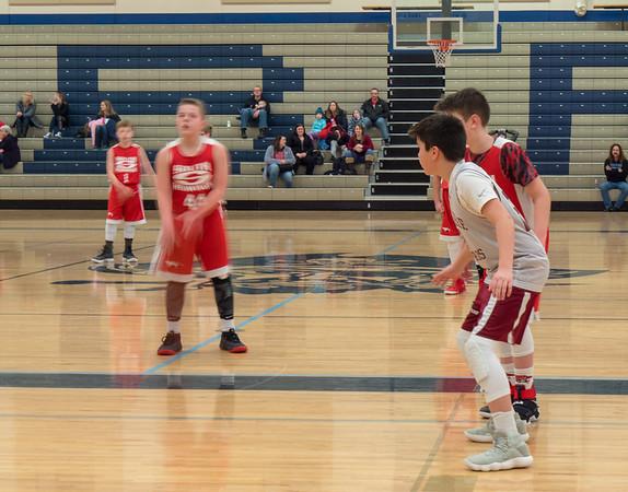 Quinn basketball