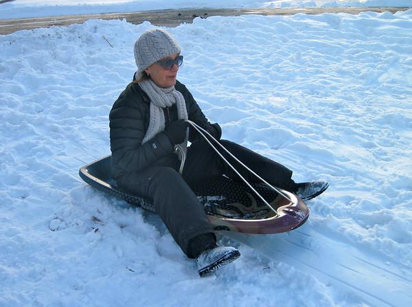 Edda sledding